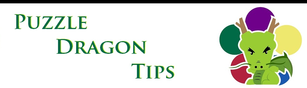 Puzzle Dragon Tips
